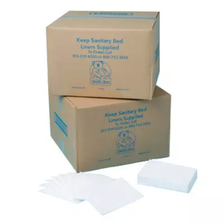 Sanitary Bed Liners Box 500