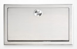 Stainless Steel Changing Stations