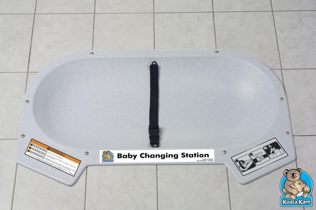 Counter Top Baby Change Station Koala Kare Baby Change